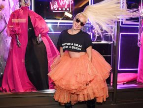 Леди Гага на Балу Института Костюма Met Gala 2019