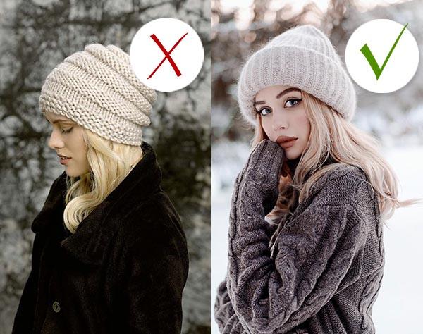 модные шапки зима 2020 женские фото