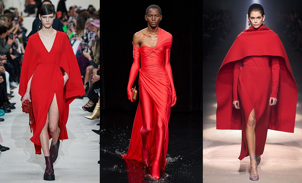 модные цвета осень зима 2020 2021